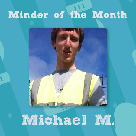 Minder of the Month