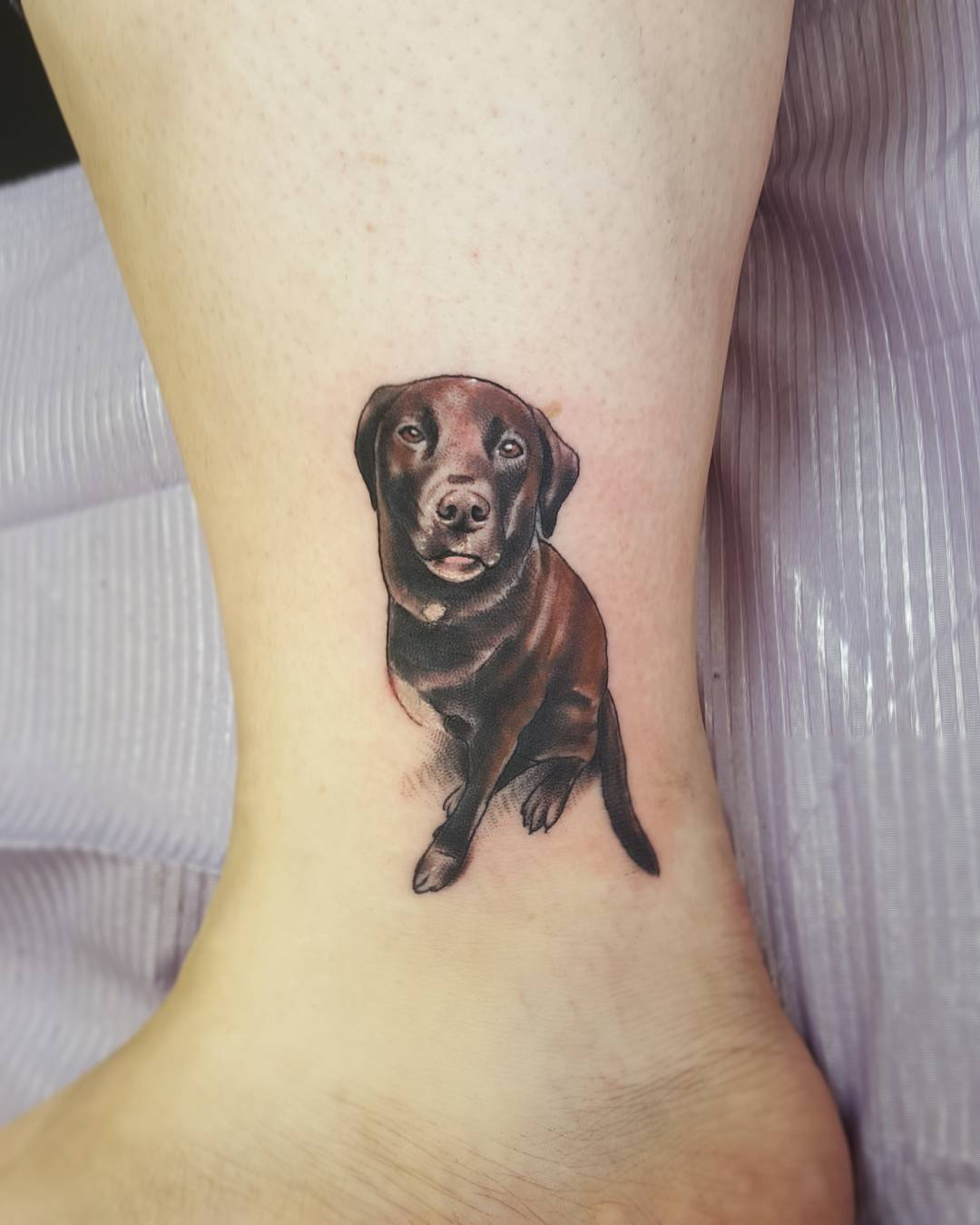 22 dog tattoos that are just wow housemydog blog for Tattoo of my dog