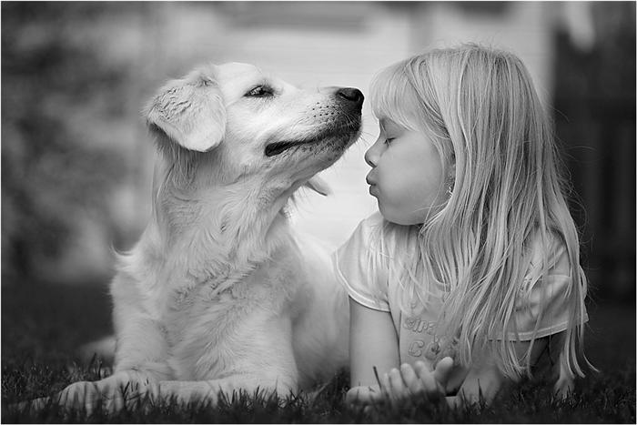 12 Pictures Of Children's Best Friend